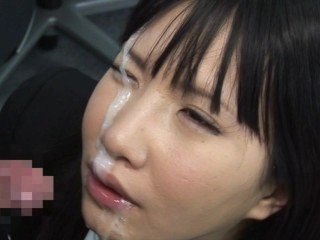 Japanese girls bukkake facial blowjob cumshot compilation 3