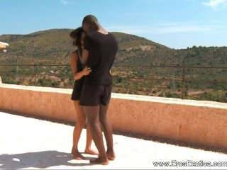 Erotic Outdoor African Lust