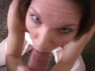 Mouthful of cum