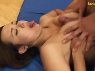 JAV Cumshots On Big Asian Boobs Compilation 07