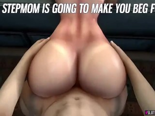 mass effect busty milf banged by players