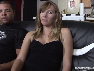 Teen Newbie Katie Star Gets Fucked By Black Dude On Our Casting Couch