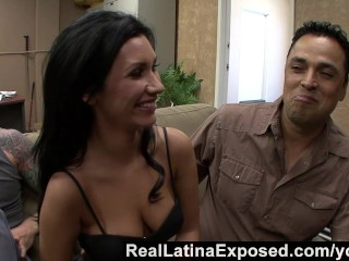 RealLatinaExposed – You cheat on me, now it s my turn