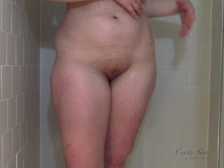 Sensual Shower Time – Part 1
