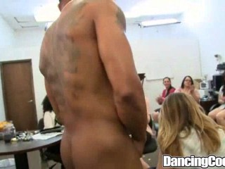 Dancingcock Office Party