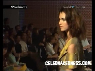 Celebnakedness models nude on the runway and seethroughs 19