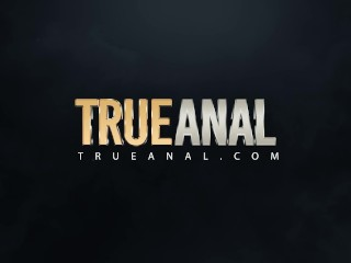 TRUEANAL Adriana and Megan anal and squirt fun!