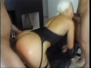 Taking care of two dicks at once – Asses Up