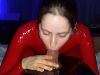 Blowjob From a Stunning Amateur