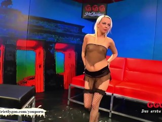 Anal and cum Session with mom Jaqueline – German Goo Girls