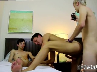 Asian gay twinks black cocks movies Jessie's smooth youthful backside
