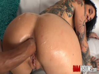 Bamvisions Anal Beauty Tattooed Joanna Angel