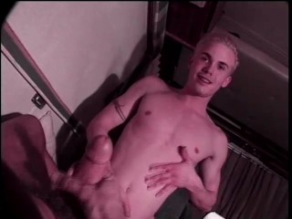 Going back to my place for a blowjob – Macho Man Video
