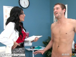 Sexy doctor Jaclyn Taylor gets pounded – Brazzers