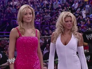 Torrie, Sable, Stacey, Miss Jackie, Evening Gown WM
