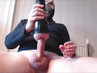My solo 134 (Return of monsterbater cums fucking pink lady)