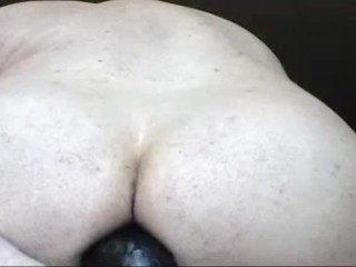 Fisting & 3 dildo s in my ass