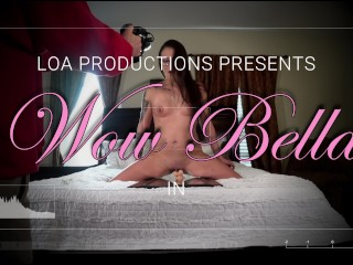 RAW CASTINGS 3 – Behind The Scenes Of TEEN REFLECTIONS Ft. Wow Bella 4K