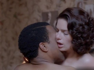 Janet Montgomery Nude Sex Scene In Dancing On The Edge Series.mp4