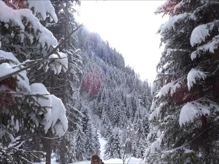 In the Winter , it's not only skiing….