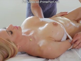 Oiled up and fucked hard – PrimePorn.net