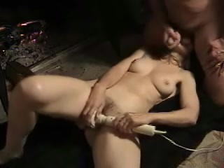 Vibrator Orgasm AND A wET fINISH.wmv