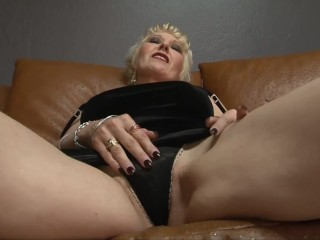 Milf Dalny Marga has interracial sex