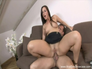 Cindy Loves Cock Up Her Asshole