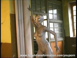 Sexy Alien from outer spance Roberta Part 2