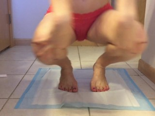 Piddle Pad Panty Wetting