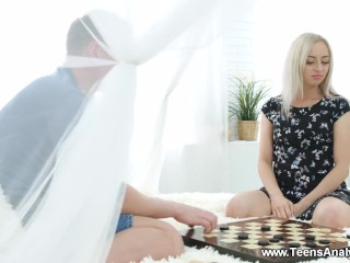 Teens Analyzed – TD Bambi – Strip checkers and anal
