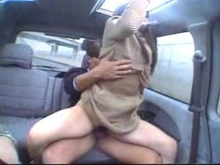 Two asian amateur teens get fucked on the way to college