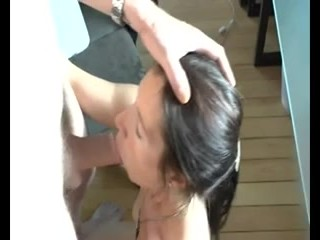 Fountain cumshot in his wife mouth compilation camaster