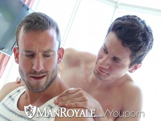 ManRoyale – Joey Moriarty & Mike Gaite Spend the night Fucking