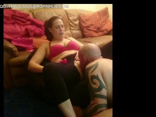 SQUIRTING LIKE A FOUNTAIN WHILE BEING FUCKED HARD