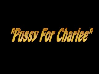 Sweet Young Pussy for Charlee Chase
