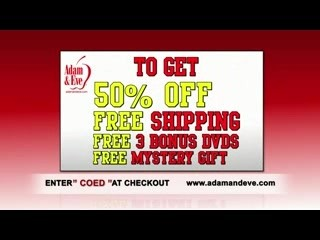 Get the Hottest College Girls Videos at Adam and Eve 50% OFF Coupon Code COED
