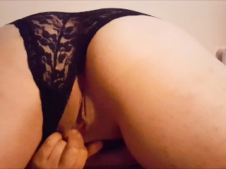 Solo Fun While Hubby Watches