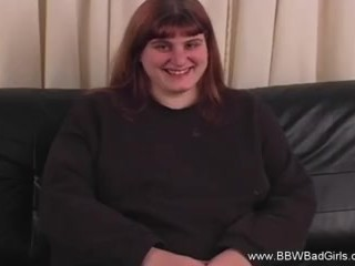 Sloppy Handjob From BBW Mama