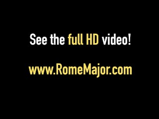 PAWGs Betty Bang & Virgo Peridot Love A BBC By Rome Major!