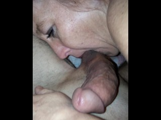 daddy's blowjob and anal