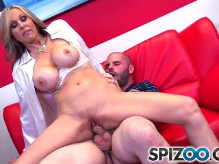 Teacher Julia Ann Gets Fucked By Her Student