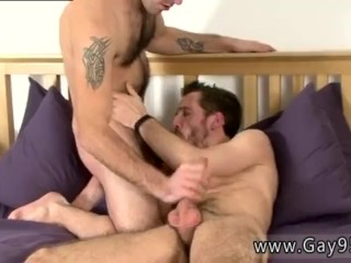 Hairy trucker in shower and gay long dick emo Brian Lost And Fraser Jacs