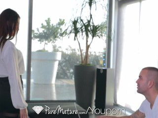 PureMature – Kitana Lure's pink pussy will make your cock hard