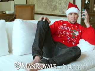 ManRoyale – Kyle Kash Gets XMas Gift Up the Ass from Trenton Ducati
