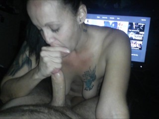 Throat fuck, Multiple orgasms, I swallowed every fucking drop! I vape after