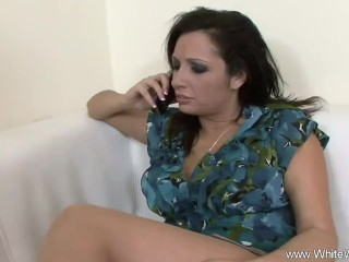 Deep Anal For White Wifey