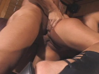 Slutty girl likes it in the ass