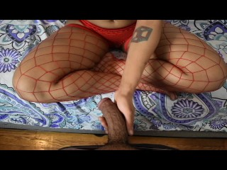 Rough Doggystyle With Big Booty Latina While She Has Multiple Orgasms