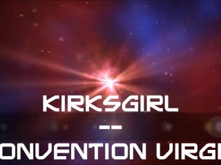 Take my Virginity! BBW SciFi Convention Virgin Roleplay